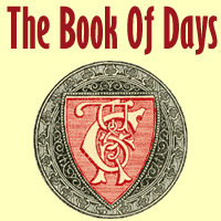 logo for Chambers' The Book Of Days